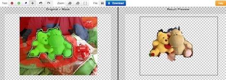 Remueve el fondo de una imagen de manera sencilla y online con Clipping Magic | Herramientas tics | Scoop.it