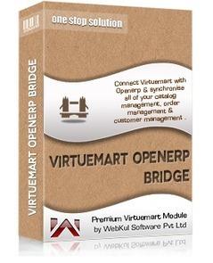 Virtuemart OpenERP Connector | Joomla Extenstions | Webkul Software Private Limited | VirtueMart Development | Scoop.it