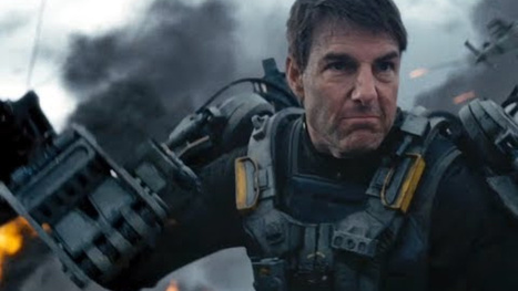 Tom Cruise's war is endless in the first Edge of Tomorrow trailer | Machinimania | Scoop.it