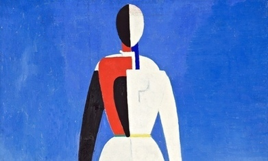 Kazimir Malevich : a black square full stop | on art and design | Scoop.it
