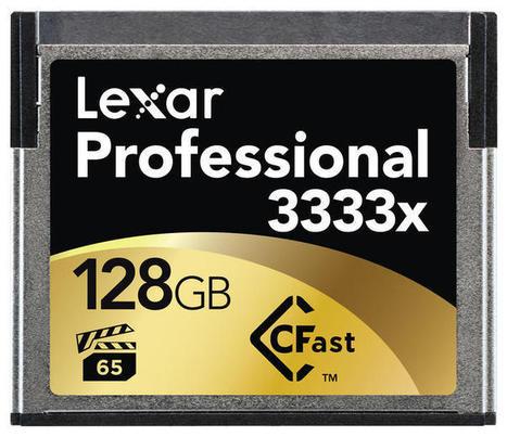 """CES 2014: Lexar Announces """"World's Fastest Memory Card"""": 3333x CFast 2.0   tietotekniikkaajahyvinvointia   Scoop.it"""