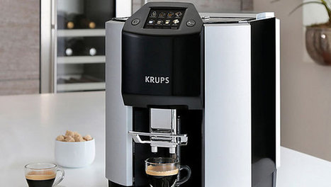 Latest Krups coffee machine lets you choose from 17 one-touch drinks - TrustedReviews | Top Rated Coffee Makers | Best Coffee Maker Reviews | Scoop.it