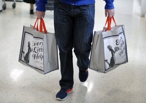 Scots' use of plastic bags down 90% in some stores - Scotsman | My Scotland | Scoop.it