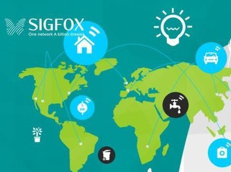 Sigfox looks to become the go-to IoT platform | SIGFOX | Scoop.it