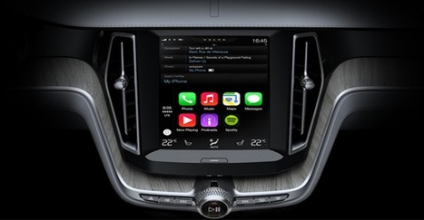 Apple's New Car System Turns Your Dashboard Into an iPhone Accessory | Technology and Leadership | Scoop.it