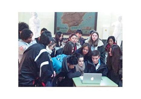 Estudiantes indígenas experimentan  intercambio con españoles vía Skype | Contenidos educativos digitales | Scoop.it