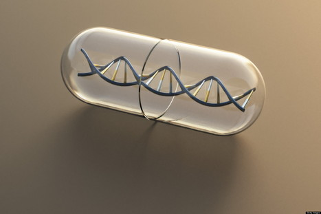 'Digital Bio-Passwords' Can Be Swallowed In Pill-Form | TELEPRESENCE AND VIRTUAL PHYSICAL BODY | Scoop.it
