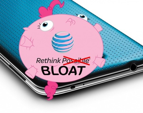 OTA Brings 47 MB of Added Bloat to the AT&T Galaxy S5 | Android Discussions | Scoop.it