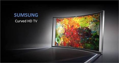 Samsung has roiled out the curved HD TV range in India at a whooping price of Rs 162900. | Free Classified Ads India | Scoop.it