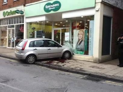 Twitter / Soozy1965: Should have gone to Specsavers. ... | Specsavers | Scoop.it