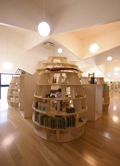 Yamakoya Wooden Library | Bibliothèques remarquables | Scoop.it