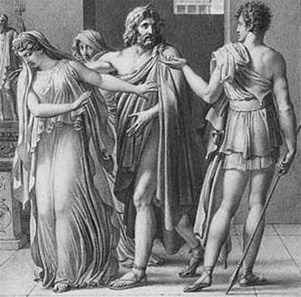 Mitología Griega: el mito de Fedra | Mitología clásica | Scoop.it