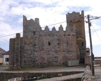 Slade castle, Co. Wexford | Irish Archaeology | L'actu culturelle | Scoop.it