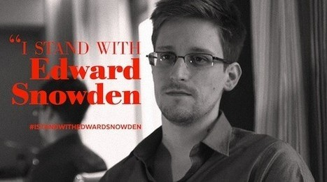 Hundreds of 'I Stand With Snowden' New Yorkers gather for 1st U.S. rally | Criminal Justice in America | Scoop.it