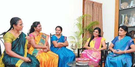 Bharatanatyam for the masses - Radhika Shurajit   Bharatanatyam   Scoop.it