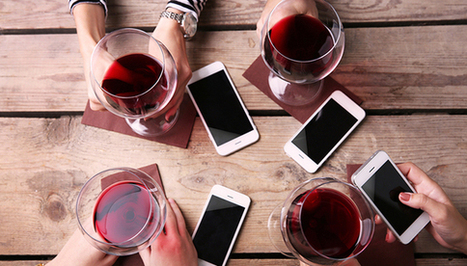 How #Technology Is Transforming the #Wine Industry   StartUp Wine Club - Wine Lovers, Entrepreneurs & Investisseurs www.startupwineclub.com   Scoop.it