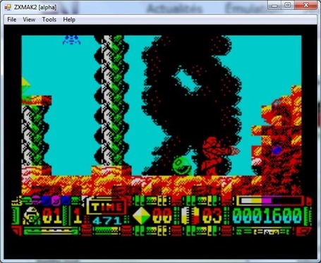 ZXMAK2 2.7.3.6 Beta : Emulateur ZX-Spectrum | HiddenTavern | Scoop.it