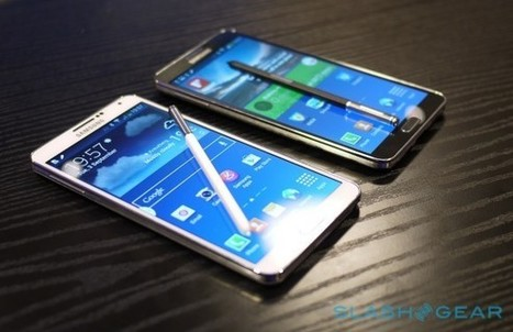 Samsung Galaxy Note 3.. hands-on | Mobile IT | Scoop.it