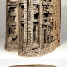 Art : des livres sculptés | Créations 2D et 3D | Scoop.it