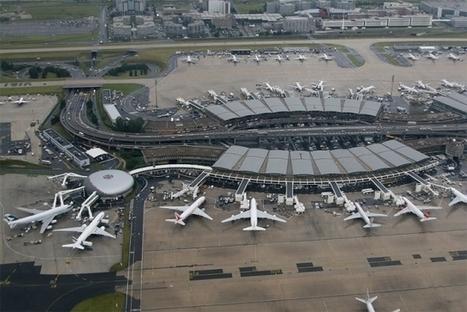 La pollution non négligeable des aéroports (+ podcast) | Toxique, soyons vigilant ! | Scoop.it