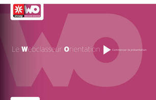 ONISEP - Le webclasseur orientation : livret personnel de suivi du PDMF | PDMF | Scoop.it