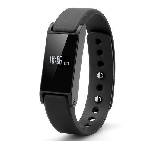 Bluetooth 4.0 Health Smart Bracelet For Android / Apple Devices (Steps/Calories/Sleep Monitor, Reminder) | cool electronics gadgets | Scoop.it