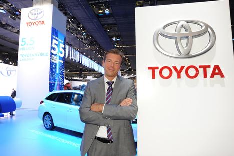 Toyota monte sur le podium de la relation client | Automobile : distribution & services associés | Scoop.it
