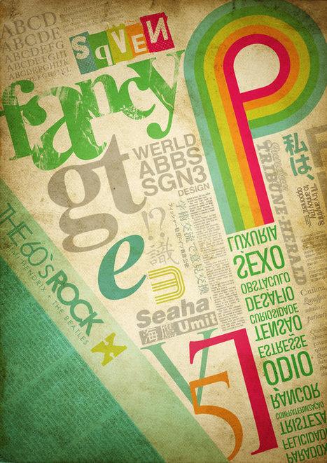 Diseño gráfico de los 80 | diseño | Scoop.it