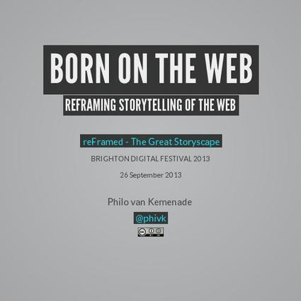 Born on the web by Philo van Kemenade | Audiovisual 2.0 | Scoop.it