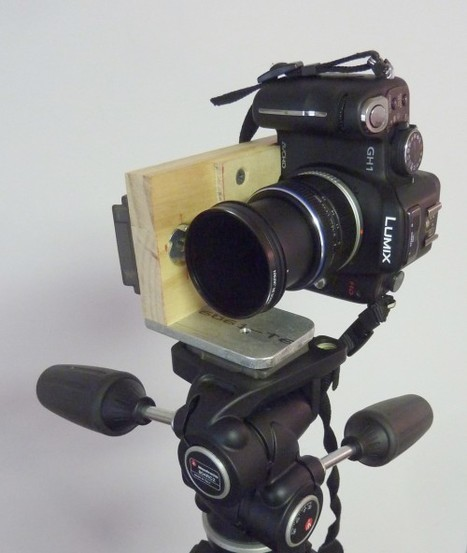 Build a Panoramic Head For Perfect Panoramas | Photography Gear News | Scoop.it