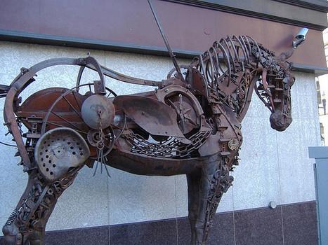 Horse Sculpture | World of Street & Outdoor Arts | Scoop.it