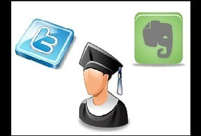 S'auto-former avec twitter et evernote en 6 étapes - Paperblog   #ITyPA Bruno Tison   Scoop.it