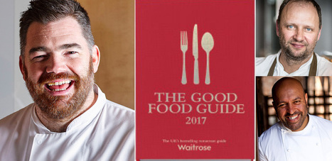 Who made the top 50 of the Good Food Guide 2017?   Gastrovillage Bray   Scoop.it