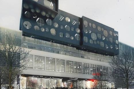 Les 13ème et 19ème de nouveaux quartiers d'affaires émergents à Paris   Revue de presse Knight Frank   Scoop.it
