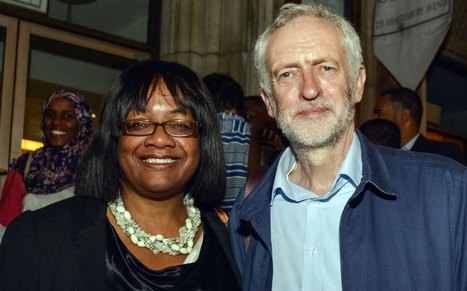 Revealed: Jeremy Corbyn 'showed off' naked Diane Abbott to impress Left-wing friends | Culture, Humour, the Brave, the Foolhardy and the Damned | Scoop.it