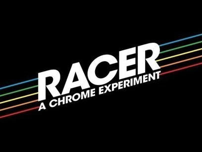 Google Racer by Google Creative Lab #CannesLions #2014 | campagne digital | Scoop.it
