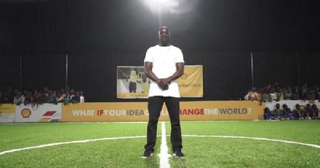 Akon teams up with Shell to power Africa | Africanews | itsyourbiz | Scoop.it