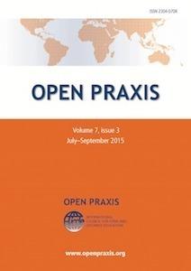 Vol 7, No 3 (2015) | Open Praxis | Scoop.it