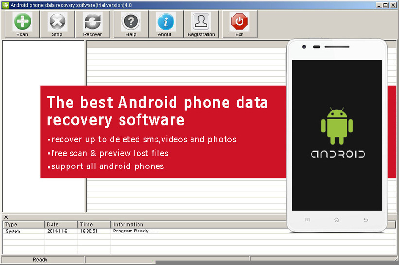 скачать photo recovery для андроид