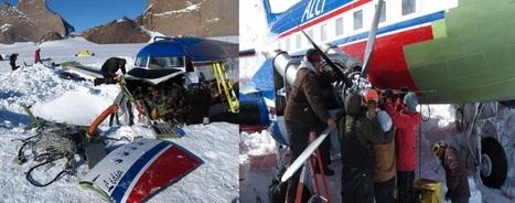 Repairing a Plane in Antarctica | Heron | Scoop.it