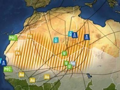 Sahel: les ressources minières et énergétique attisent les convoitises | Le Sahel, un espace instable | Scoop.it