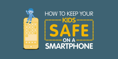 Keep Your Kids Safe When They're Using a Smartphone  - MakeUseOf.com | iPads in Education | Scoop.it