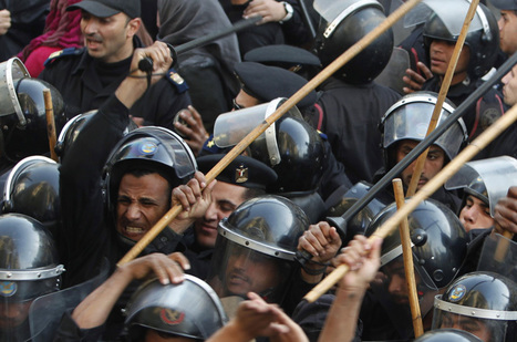 Egypt protesters defy crackdown  - Middle East - Al Jazeera English | Coveting Freedom | Scoop.it