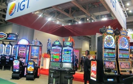GGRAsia – IGT gaming operations likely pressured in 2Q: Telsey | Real Money Gaming | Scoop.it