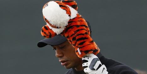 Le golf a besoin d'une perf de Woods - Slate.fr   actualité golf - golf des vigiers   Scoop.it