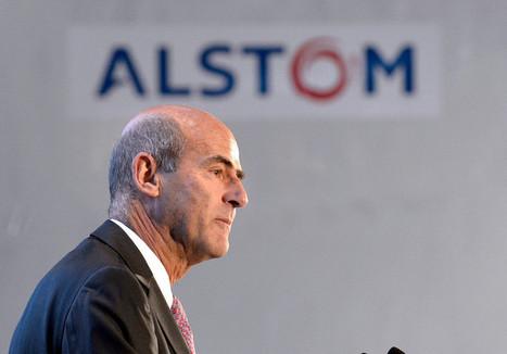 Le «non» des actionnaires d'Alstom au salaire de l'ex-PDG | Politique salariale et motivation | Scoop.it