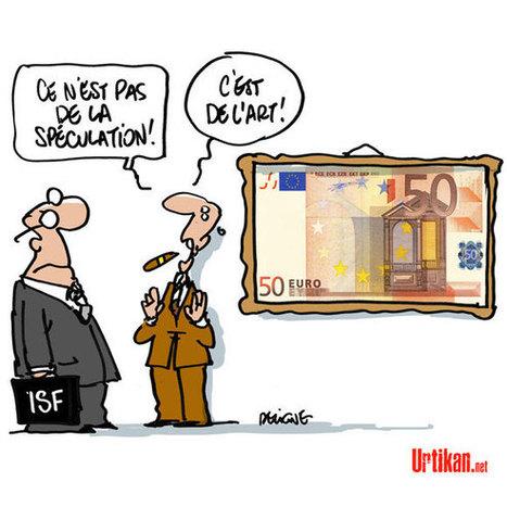 Les œuvres d'art hors ISF | Baie d'humour | Scoop.it