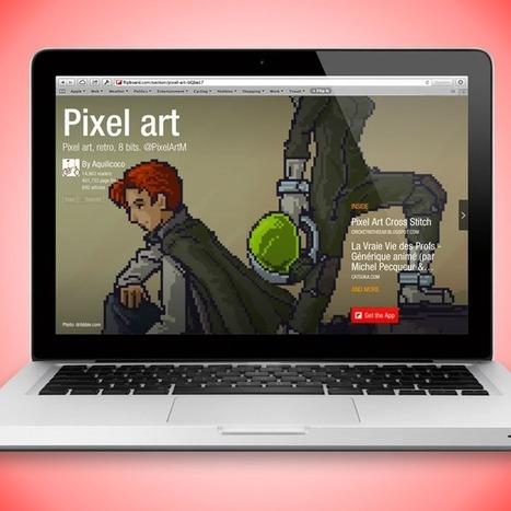 Flipboard publie votre magazine sur votre PC ! | EcritureS - WritingZ | Scoop.it