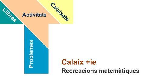 Calaix +ie.  Recreacions matemàtiques   PROBLEMES   Scoop.it