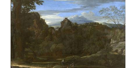 Poussin et Dieu au Louvre, pour une nouvelle lecture du peintre | Yantez | Scoop.it